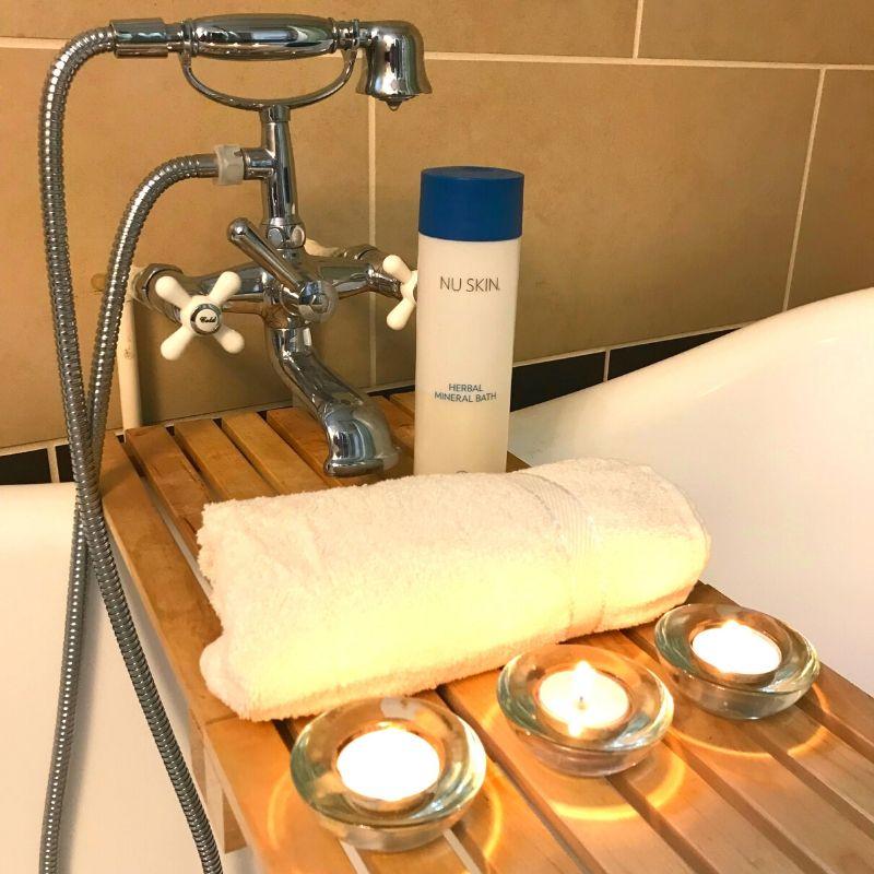 Nu Skin Herbal Mineral Bath