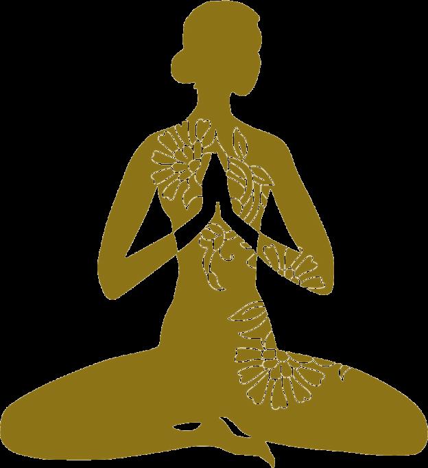 Namaste Hand Gesture