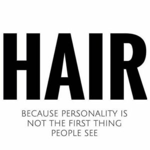 Hair Personality