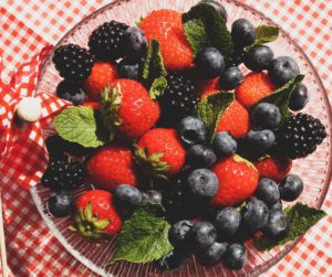 berries are superfoods