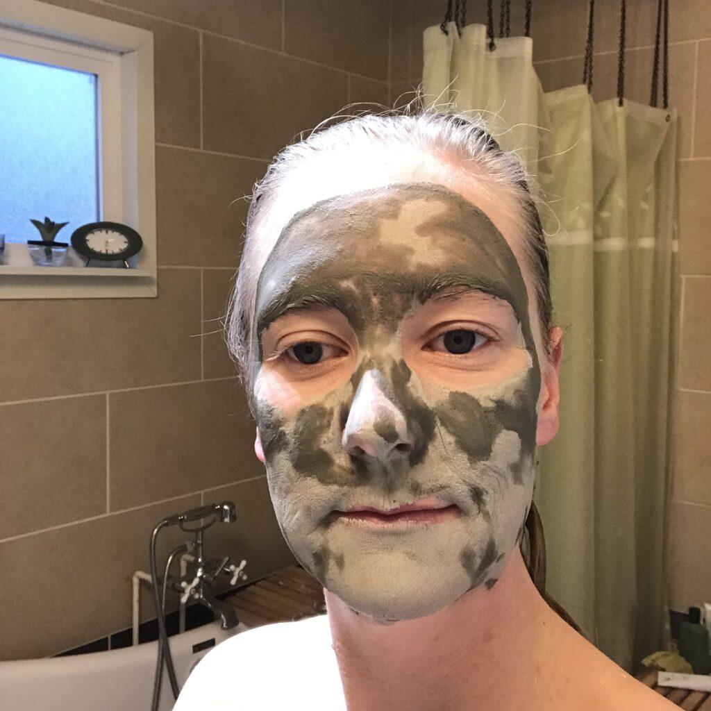 Glacial Marine Mud Beauty Face Mask
