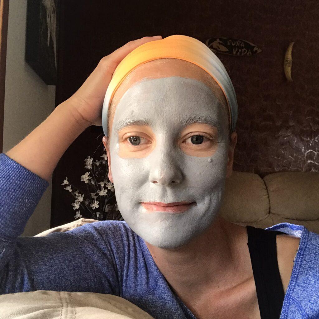 Yin & Yang Beauty Face Mask