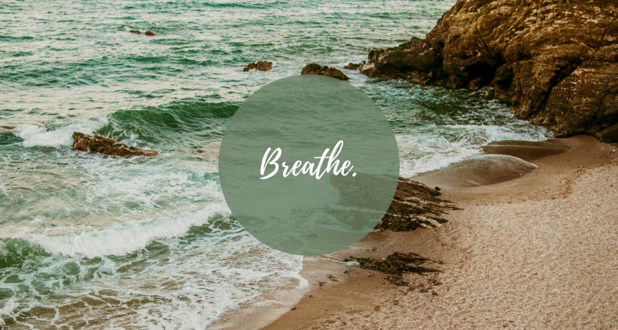 Just Breathe a Mindful Minute